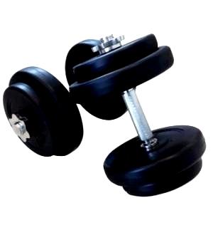 20 kg håndvægte til hjemmetræning