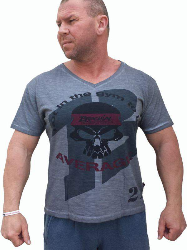 "Brachial T-Shirt ""Body"" Antracit"
