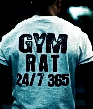 Gym Rat 24/7 T-Shirt