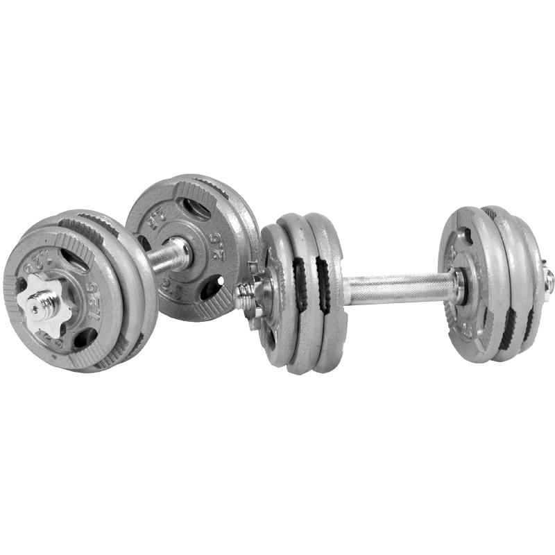 30 kg håndvægtsæt