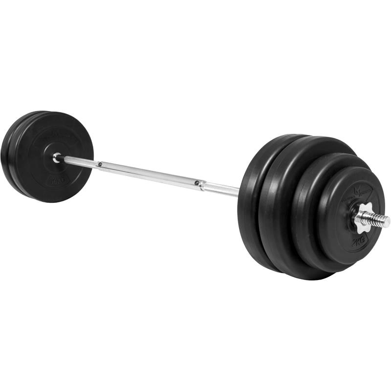 60 kg vægtstangssæt til begynder og let-øvet