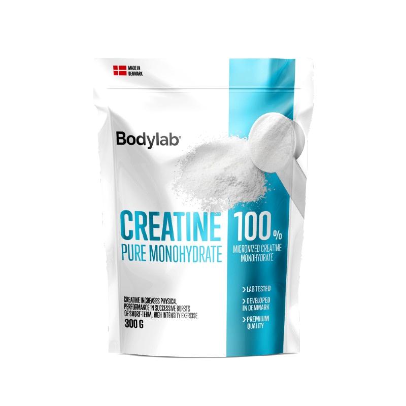 Bodylab Creatine Ice Tea Peach 300g | energi og kosttilskud tilbebør