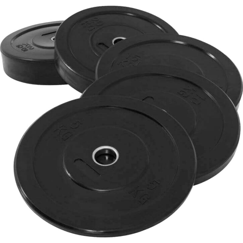 Crossfit vægtskiver