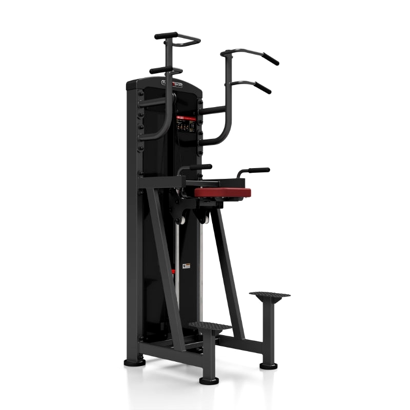 Assisteret Pull up / Dip station MP-U231 - Click Image to Close