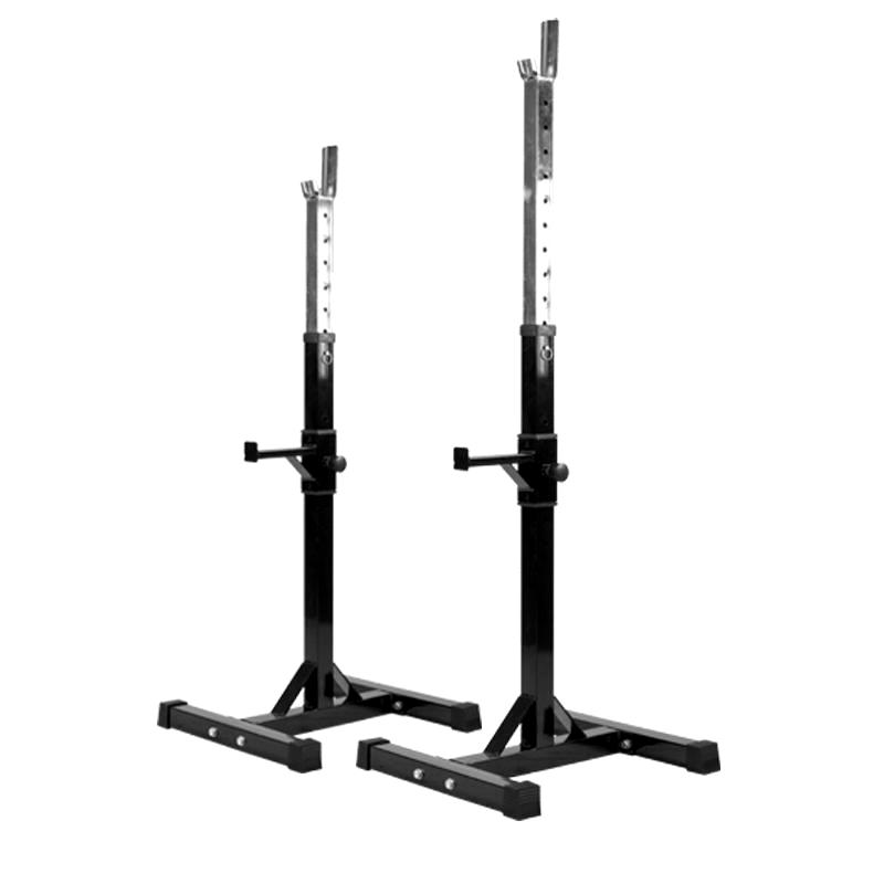 Slidstærkt og robust squat stativ