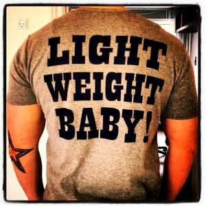 Light Weight Baby T shirt