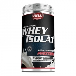 BBN Hardcore Competition Whey Isolat | 500 g