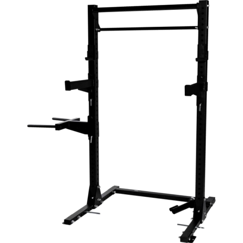 Multifunktionel squat rack