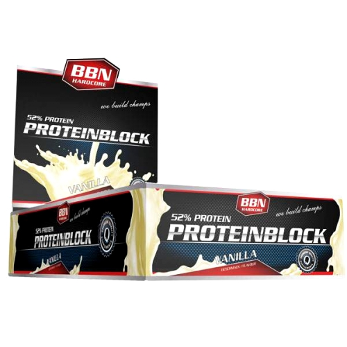 Best Body Hardcore Protein Block 15 styk