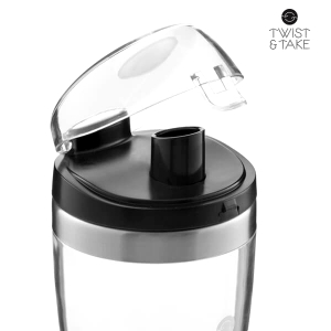 Batteridrevet Protein / Cocktail Mixer