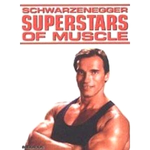 Schwarzenegger Superstars of Muscle DVD