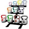 Kettlebells holder til 11 kettlebells