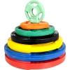 Vægtskiver 50 mm gummi