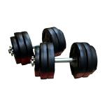 Kunststof Grip 30kg Håndvægtsæt