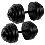 30 kg håndvægtsæt (25 mm)