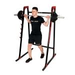 Vægtstangsholder til lange vægtstænger