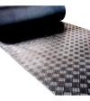 1m² Gummigulv checker design