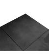 15 mm Gulvmåtte sort