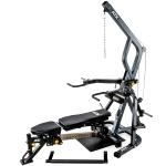 Træningsstation – træningsbænk   træktårn