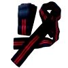 Best Body - Knæbandage black red