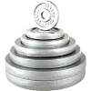 GRÅ Jern Vægtskiver 30 mm