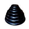 30mm Gummiarmeret Vægtskiver
