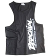 "Brachial Tank Top ""Heat"" Antracit/Hvid"