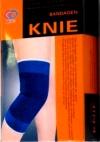 1 par knæ støttebind (knæbind)