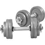 Jern 30kg Håndvægtsæt (2 håndvægte)