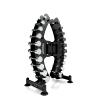 Chromhåndvægte 110 kg komplet sæt