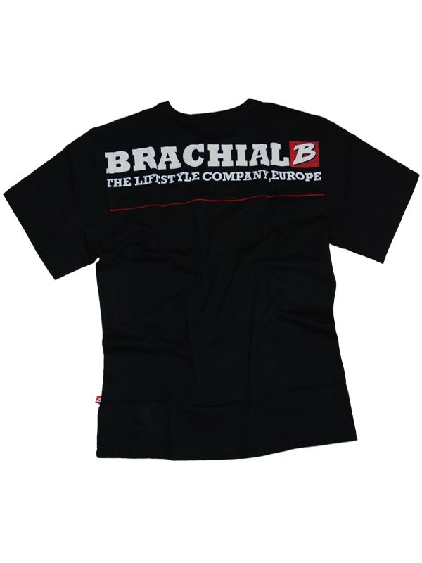 "Brachial T-Shirt ""Flag"" Sort"